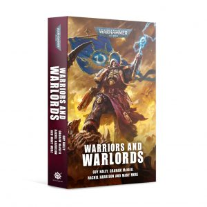 Games Workshop   Warhammer 40000 Books Warriors & Warlords (paperback) - 60100181772 - 9781789992687
