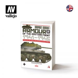 Vallejo   Painting Guides AV Vallejo Book - Warpaint Armour 1 Eastern Front 1941-45 - VAL75014 - 5010791955002