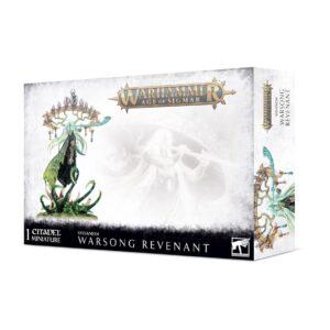 Games Workshop Age of Sigmar  Sylvaneth Sylvaneth Warsong Revenant - 99120204027 - 5011921139330