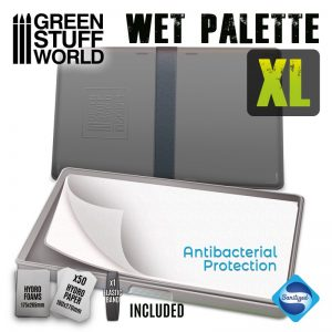 Green Stuff World   Paint Palettes Green Stuff World Wet Palette XL - 8435646501208ES - 8435646501208
