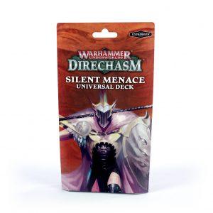 Games Workshop Warhammer Underworlds  Warhammer Underworlds Warhammer Underworlds: Silent Menace Deck - 60050799003 - 5011921143689