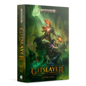 Games Workshop   Warhammer Chronicles Gotrek Gurnisson: Gitslayer (hardback) - 60040281276 - 9781789992090