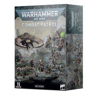 Games Workshop Warhammer 40,000  Necrons Combat Patrol: Necrons - 99120110068 - 5011921143054