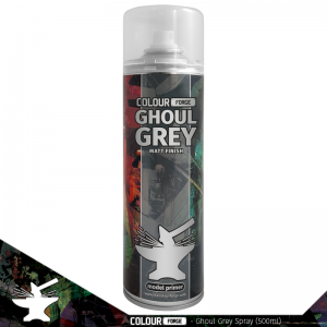 The Colour Forge   Spray Paint Colour Forge Ghoul Grey Spray (500ml) - TCF-SPR-006 - 5060843101208