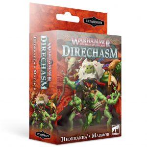 Games Workshop Warhammer Underworlds  Warhammer Underworlds Warhammer Underworlds: Hedkrakka's Madmob - 60120709005 - 5011921136018