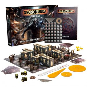Games Workshop Necromunda  Necromunda Necromunda: Hive War - 60010599003 - 5011921137794