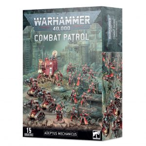 Games Workshop Warhammer 40,000  Start Collecting! Warhammer 40000 Combat Patrol: Adeptus Mechanicus - 99120116028 - 5011921139224