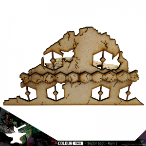 The Colour Forge   The Colour Forge Terrain Sector Sept Ruins #2 - TCF-SSR-002 - 5060843101505