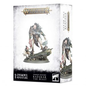 Games Workshop Age of Sigmar  Soulblight Gravelords Radukar, The Beast - 99120207089 - 5011921139033