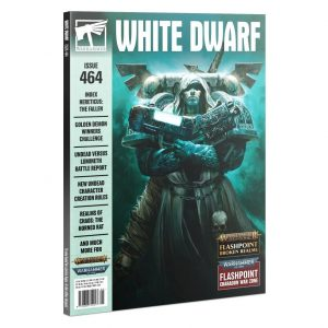 Games Workshop   White Dwarf White Dwarf 464 (May 2021) - 60249999606 - 5011921156207