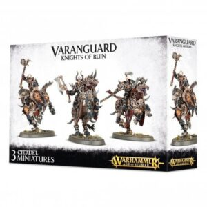 Games Workshop Age of Sigmar  Slaves to Darkness Varanguard, Knights of Ruin - 99120201046 - 5011921066797