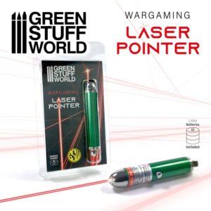 Green Stuff World   Lasers & LOS Tools GSW Laser Pointer - 8436574502695ES -