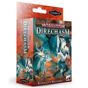 Games Workshop Warhammer Underworlds  Warhammer Underworlds Warhammer Underworlds: Elathain's Soulraid - 60120719001 - 5011921133536