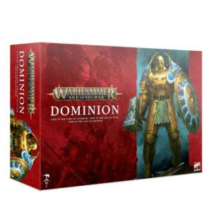 Games Workshop Age of Sigmar  Age of Sigmar Essentials Warhammer Age of Sigmar: Dominion - 60010299026 - 5011921138036