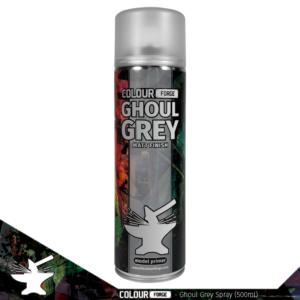 The Colour Forge   Spray Paint Colour Forge Ghoul Grey Spray (500ml) - TCF-SPR-006 - 5060843101208
