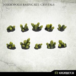 Kromlech   Basing Extras Nekropolis Basing Kit: Crystals - KRBK067 -
