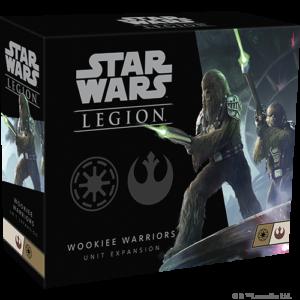 Fantasy Flight Games Star Wars: Legion  The Galactic Republic - Legion Star Wars Legion: Wookiee Warriors (2021) - FFGSWL83 -