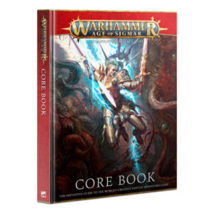 Games Workshop Age of Sigmar  Age of Sigmar Essentials Age of Sigmar: Core Book - 60040299086 - 9781839063923