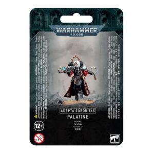 Games Workshop Warhammer 40,000  Adepta Sororitas Adepta Sororitas Palatine - 99070108007 - 5011921138913