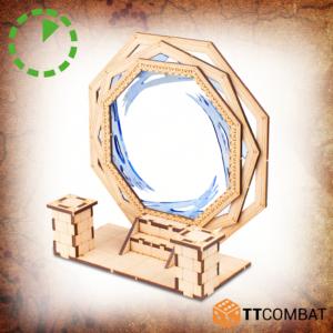 TTCombat   Fantasy Scenics (28-32mm) Underworld Portal - TTSCW-FSC-057 - 5060880912799