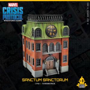 Atomic Mass Marvel Crisis Protocol  Marvel: Crisis Protocol Marvel Crisis Protocol: Sanctum Sanctorum Terrain Pack - CP68 -