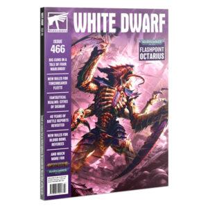 Games Workshop   White Dwarf White Dwarf 466 (July 2021) - 60249999608 - 5011921170609