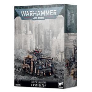 Games Workshop Warhammer 40,000  Adepta Sororitas Adepta Sororitas Castigator - 99120108048 - 5011921139279