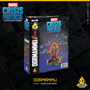 Atomic Mass Marvel Crisis Protocol  Marvel: Crisis Protocol Marvel Crisis Protocol: Dormammu Ultimate - CP33 -