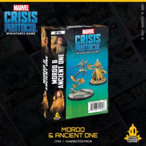 Atomic Mass Marvel Crisis Protocol  Marvel: Crisis Protocol Marvel Crisis Protocol: Mordo & Ancient One - CP64 -