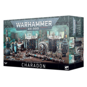 Games Workshop Warhammer 40,000  40k Terrain Battlezone: Mechanicus – Charadon - 99220199082 - 5011921141012