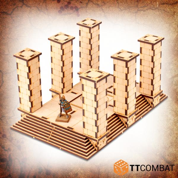 TTCombat   Fantasy Scenics (28-32mm) Scarab Altar - TTSCW-FSC-052 - 5060880912744