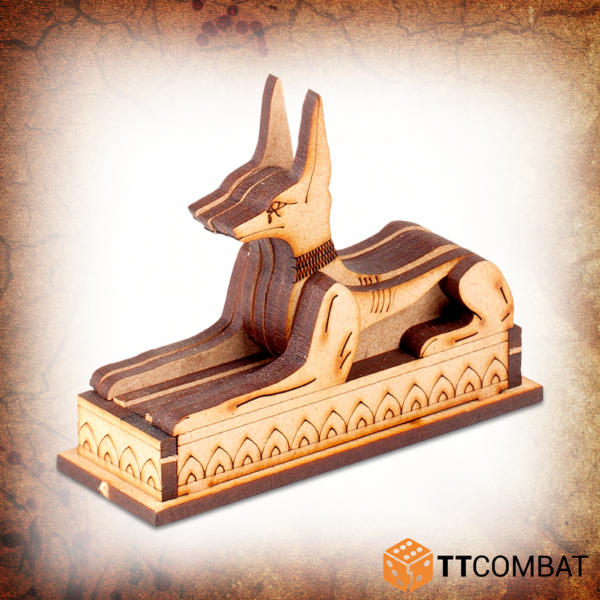 TTCombat   Fantasy Scenics (28-32mm) Desert Monuments - TTSCW-FSC-050 -