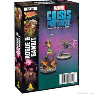 Atomic Mass Marvel Crisis Protocol  Marvel: Crisis Protocol Marvel Crisis Protocol: Gambit & Rogue - CP60 -